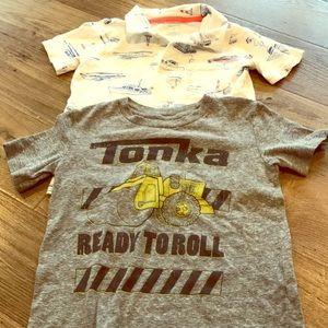 3t shirt sleeved shirts